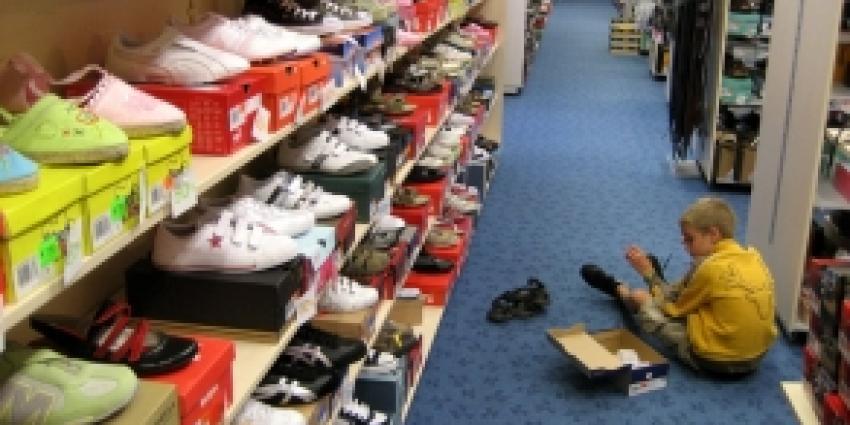 Steeds meer winkels staan leeg
