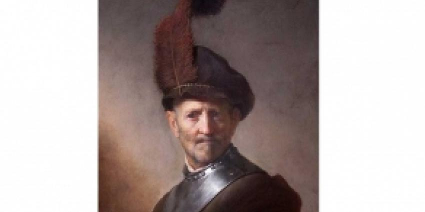 Onderzoekers maken waarheidsgetrouwe replica van Rembrandt