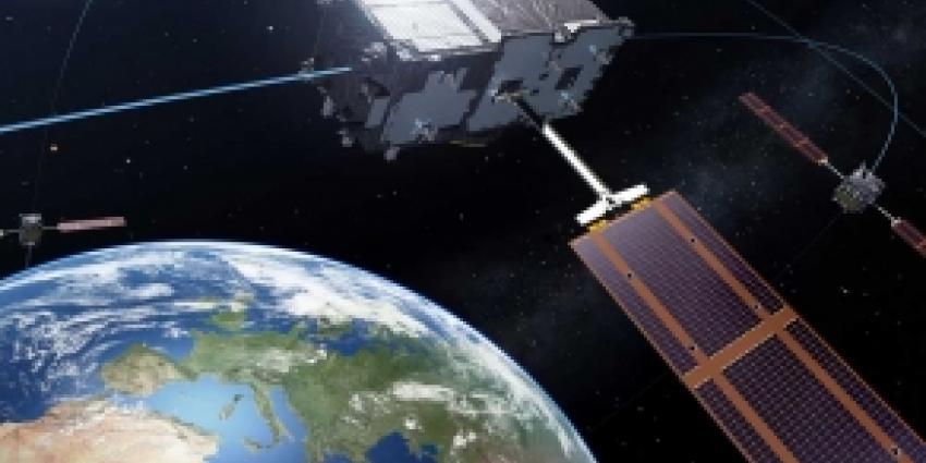 Opsporings- en reddingssysteem van Galileo doorstaat eerste ruimtetest