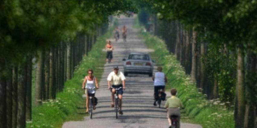 Aanpak fietsongevallen 50-plussers