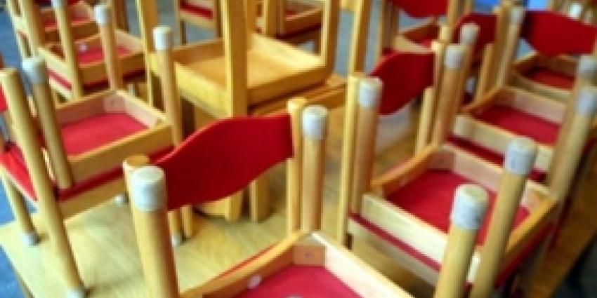 'Uitval kinderopvang niet door crisis'