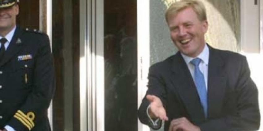 Foto van prins Willem-Alexander | Archief FBF.nl