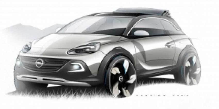 Ruime keuze om Opel Adam te personaliseren