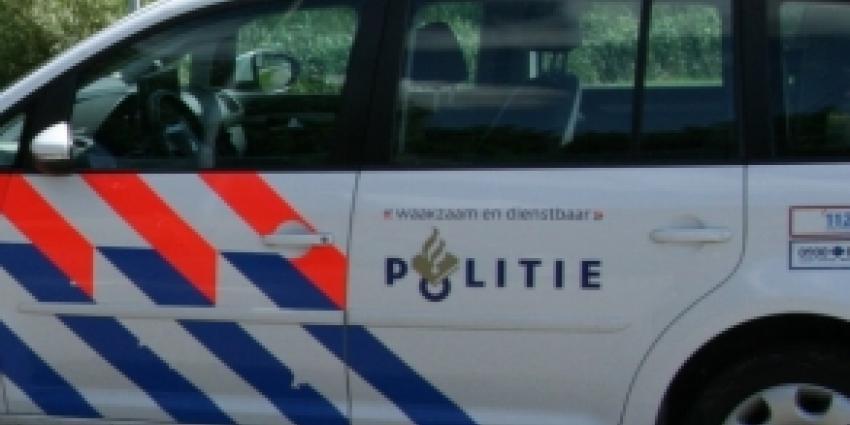 Fot ovan politieauto | Archief FBF.nl