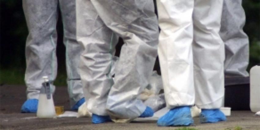 Politie:dode man op straat Oisterwijk waarschijnlijk misdrijf