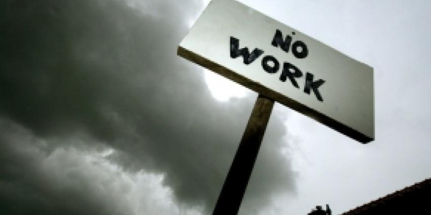 Werkloosheid naar nieuw record: 659 duizend zonder werk