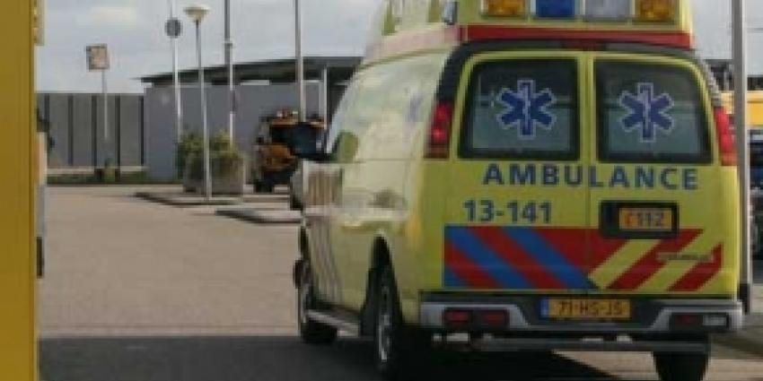 Man zwaar gewond na bedrijfsongeval Gorinchem