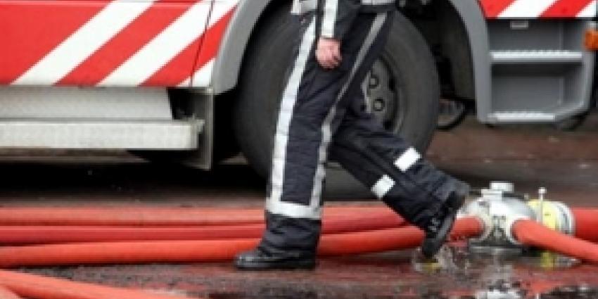 Brand in schuur mogelijk aangestoken