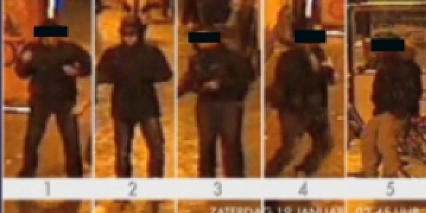 Alle vijf verdachten mishandeling Oosterhout aangehouden