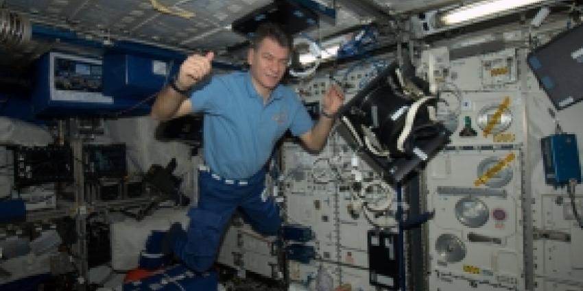 Astronauten testen cruise control met medewerking van TNO