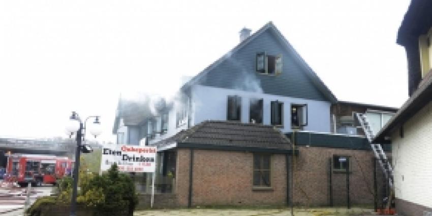Gewonde bij woningbrand in Amersfoort