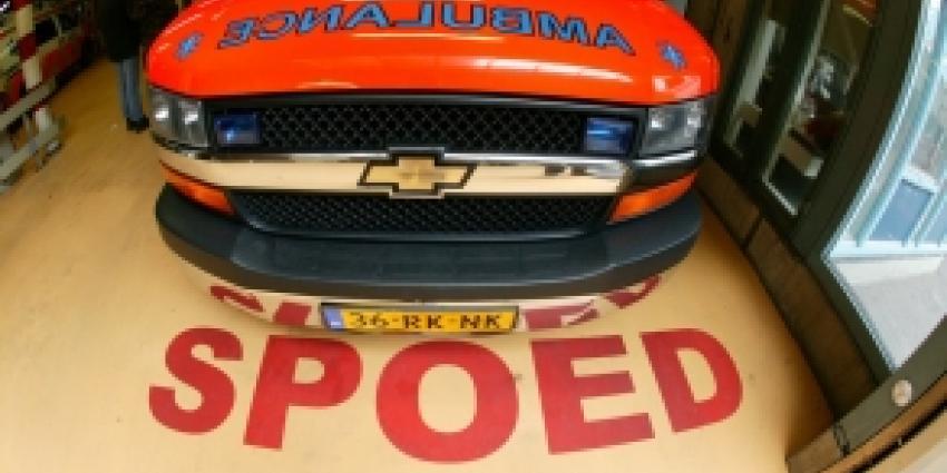 Vandaag stiptheidsacties ambulancemedewerkers