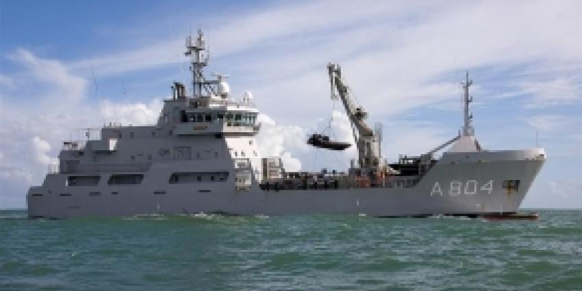 Nederlandse marine gaat inwoners Saba van drinkwater voorzien