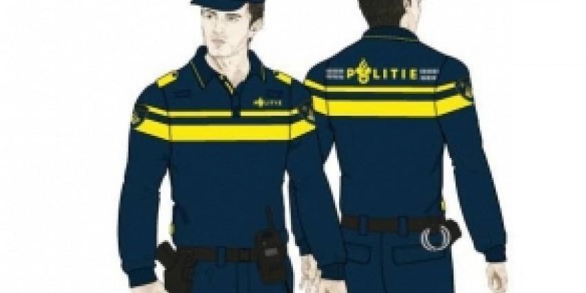 Politie kiest nieuw Operationeel Uniform
