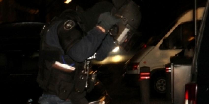 Weertenaar na bedreiging in woning opgepakt door arrestatieteam