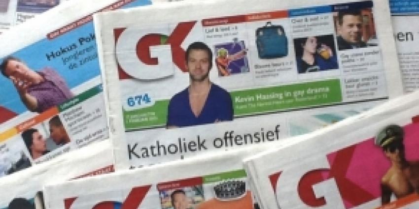 Foto van krant   Archief FBF.nl