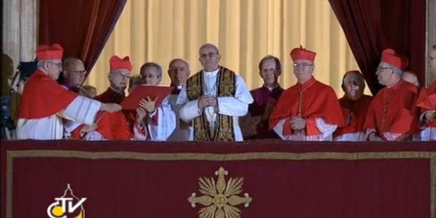 Argentijnse paus ontmoet Maxima