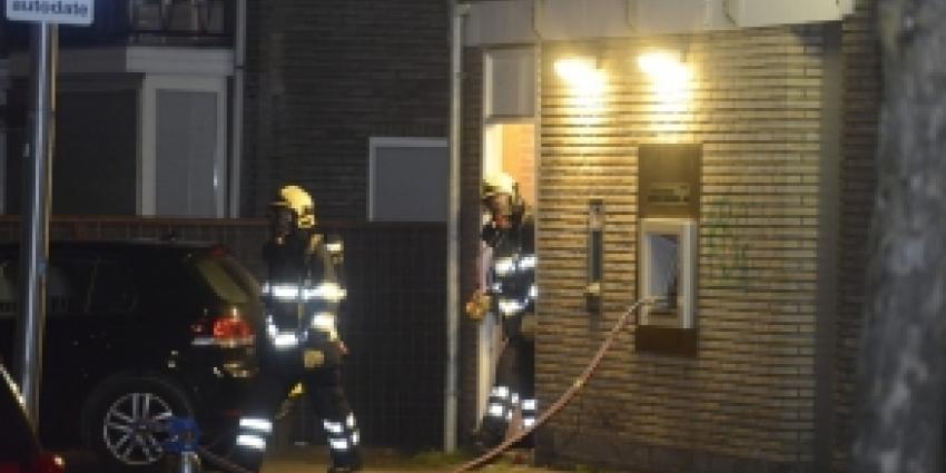 Geldautomaat in Nieuwegein uit de muur geblazen