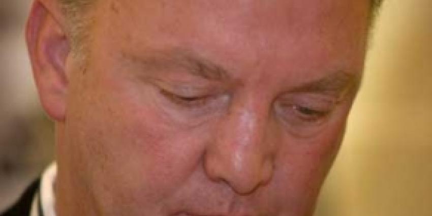 Van Gaal boos op Hoeness: 'Voelde me twee jaar Schipper naast God'
