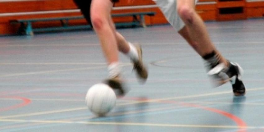 Scheidsrechter zwaar mishandeld tijdens zaalvoetbal