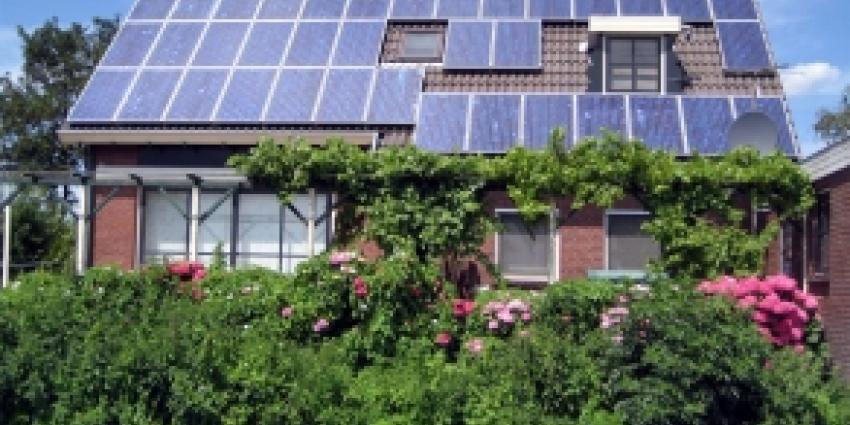 Markt zonne-energie groeit sterk