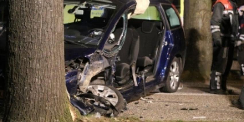 Vrouw zwaar gewond na ongeval Lodderdijk Gemert