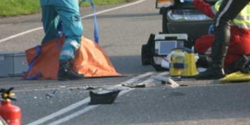 Twee doden bij ernstig verkeersongeval N223