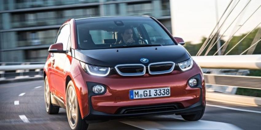 BMW lanceert de nieuwe BMW i3 in Nederland