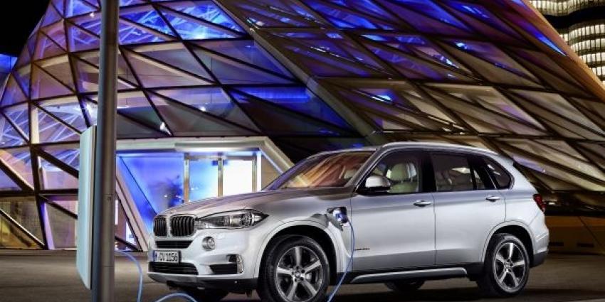 De nieuwe BMW X5 xDrive40e. Krachtige plug-in hybride met 14% bijtelling