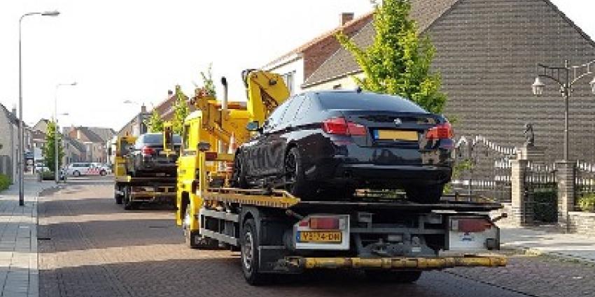 Eigenaar raakt dure auto's kwijt aan afpakteam