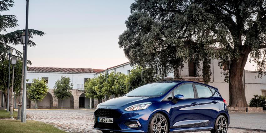 Nieuwe Ford Fiesta Trend en Titanium nu in de showroom