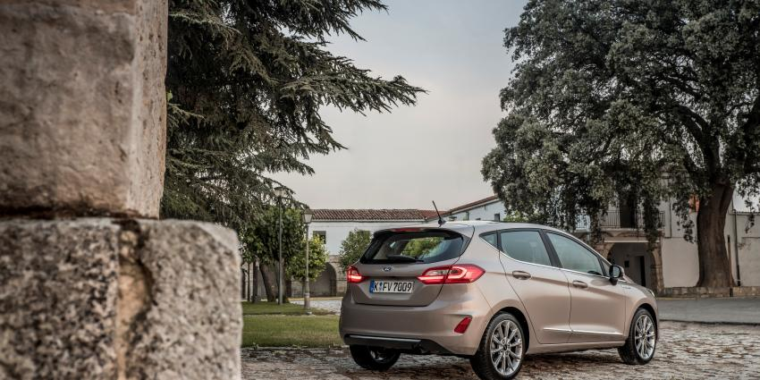 Nieuwe Ford Fiesta Trend en Titanium nu in de showroom