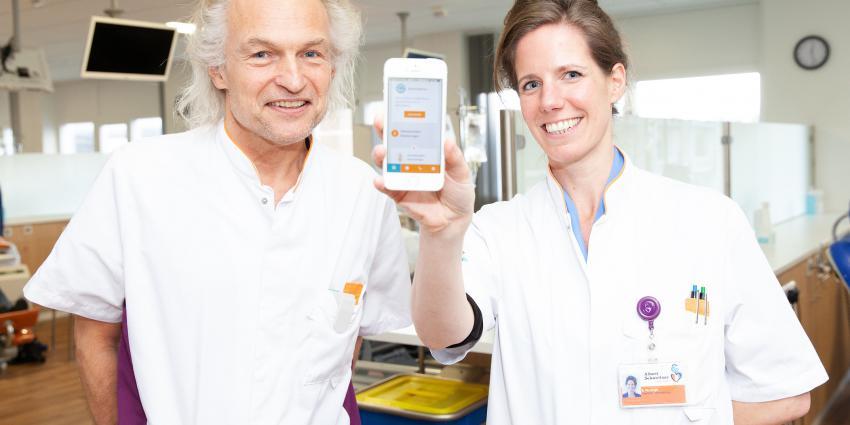 App voor patiënten met medicijnen tegen kanker