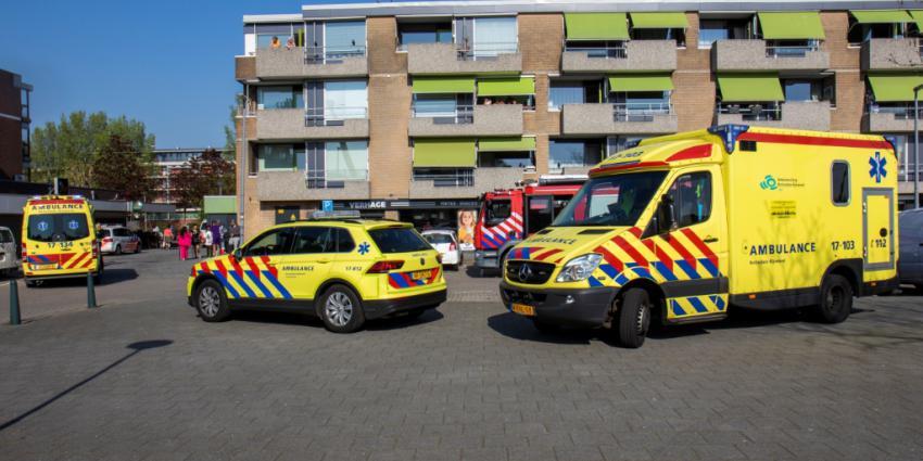 Foto van ambulances