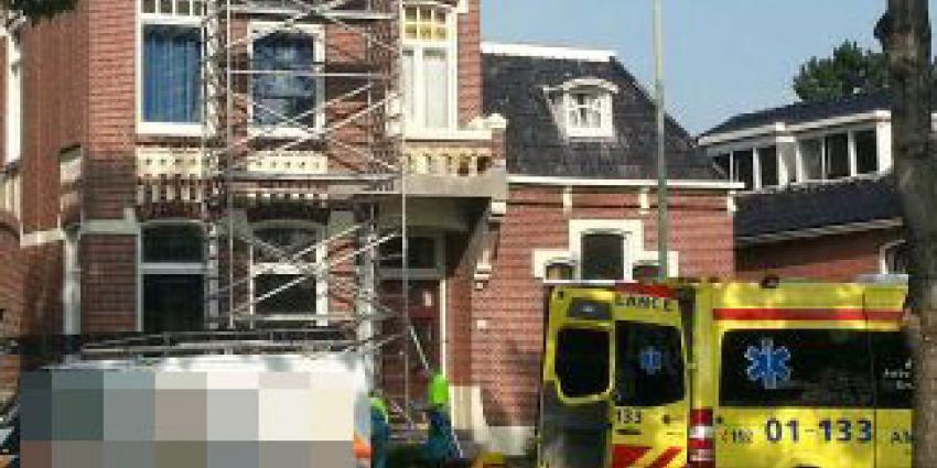 Foto van bedrijfsongeval Veendam | stichting VIP | www.parkstadveendam.nl