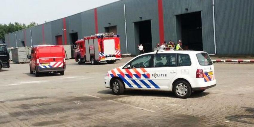 Foto van brand recyclingsbedrijf | Stichting VIP | www.parkstadveendam.nl