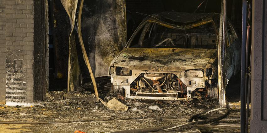 Mogelijke ramkraak bij autobedrijf met exclusieve auto's in Oirschot