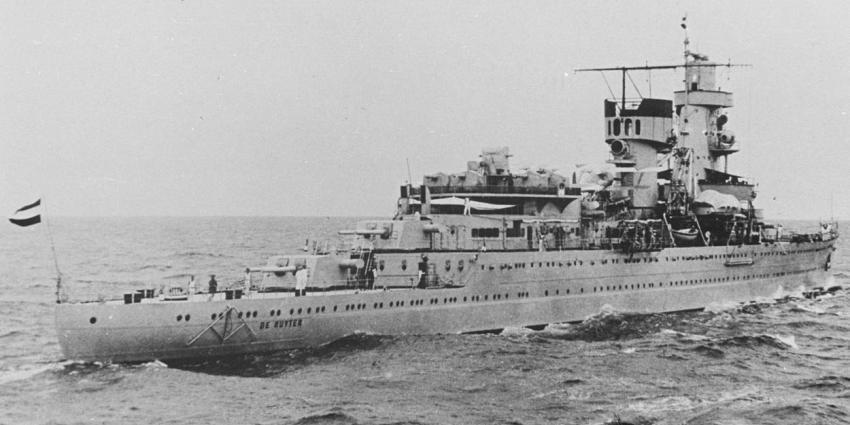 Verder onderzoek naar verdwenen oorlogsschepen Javazee