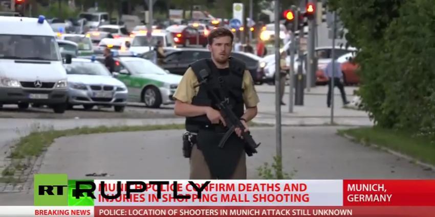 Doden bij schietpartij winkelcentrum München