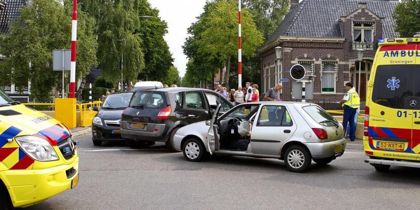 Foto van aanrijding in Wildervank | Stichting VIP | www.parkstadveendam.nl
