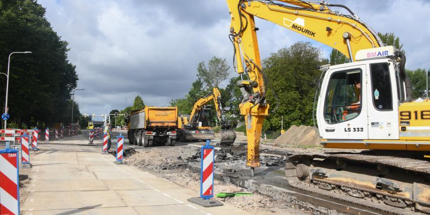 Sloopwerkzaamheden Utrechtseweg