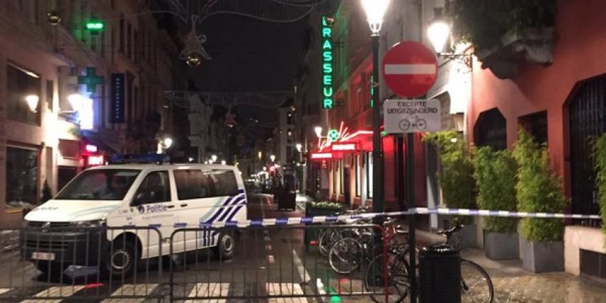 'Terroristischedreiging Grote Markt in Brussel'