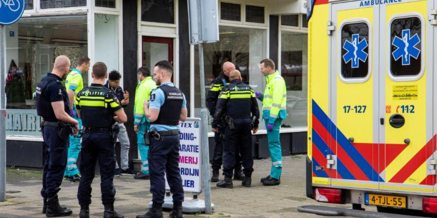 Gewonde bij vechtpartij in Schiedam