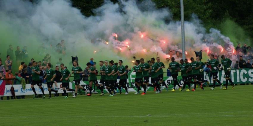 Foto van eerste training FC Groningen | DG fotografie | www.denniegaasendam.nl
