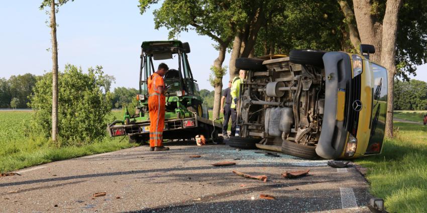 Foto van ongeval