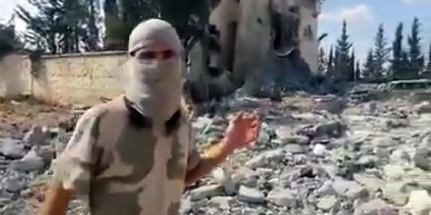 'Vlaamse jihadist roept op tot aanslagen in Nederland'