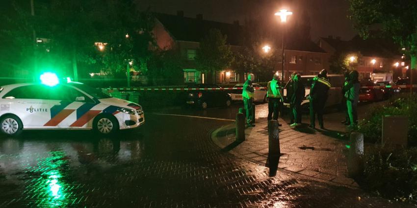 Hulpverleners aanwezig in Amstelveen