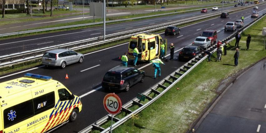 Ongevallen op A59
