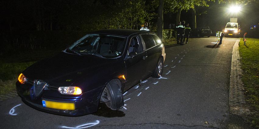 zangere vrouw gewond bij ernstig verkeersongeval in Boxtel