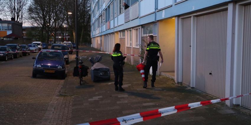 Gewonden bij steekpartij in Vlaardingen